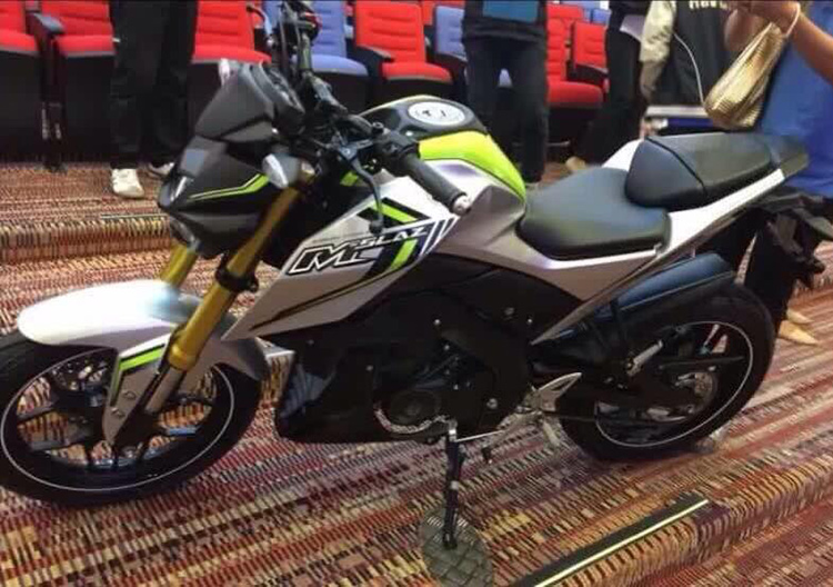 motowish bigbike yamaha M Slaz 1 - เดี๋ยวรู้จักเลย Yamaha  M-SLAZ เปิดตัวครั้งแรกของโลก - Yamaha Society เผยทีเซอร์เด็ด Yamaha M-SLAZ รุ่นใหม่ พร้อมเปิดตัวครั้งแรกของโลก ที่งาน Motor Expo วันที่ 1 ธันวาคมนี้