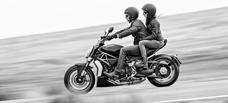 Ducati ฉีกกฎ เปิดตัว XDiavel รถคันยักษ์พลังขับสายพาน (EICMA 2015)   MOTOWISH 46