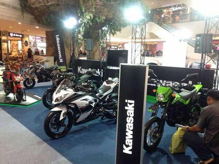 แฟนๆ MotoWish ซื้อรถ Kawasaki รุ่นเล็ก รับ Gift Voucher ฟรี 500 | MOTOWISH 8