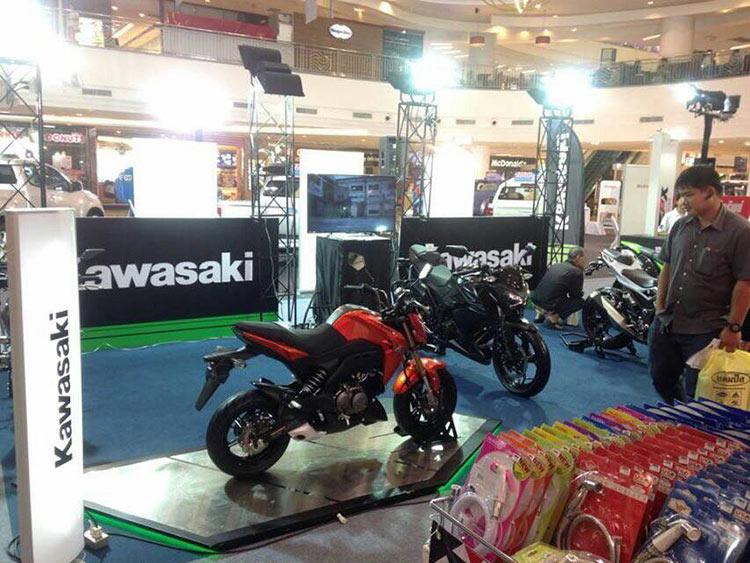 แฟนๆ MotoWish ซื้อรถ Kawasaki รุ่นเล็ก รับ Gift Voucher ฟรี 500 | MOTOWISH 6