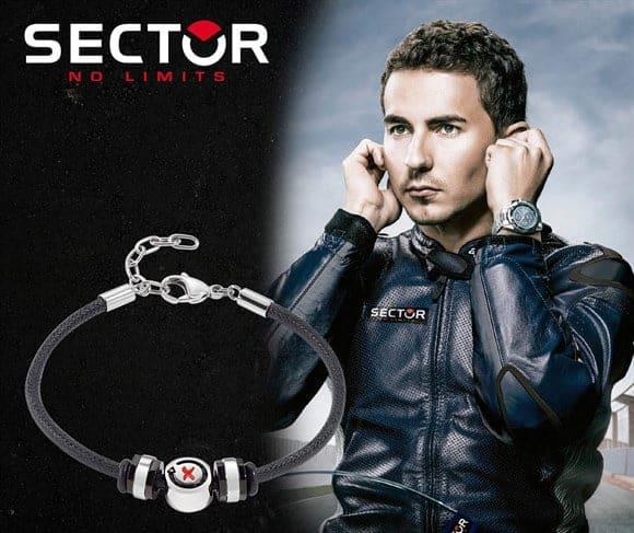Sector No Limits นาฬิกาแบรนด์ดังจากอิตาลี่โบกมือลา ลอเรนโซ่ | MOTOWISH 94
