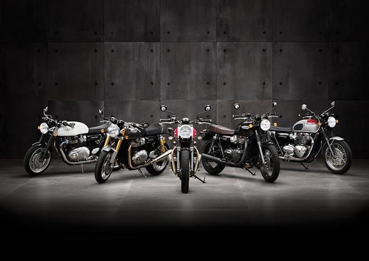 Triumph เปิดตัวทายาทตระกูล Bonneville ใหม่ถึง 5 รุ่น (Motor Expo 2015) | MOTOWISH 97