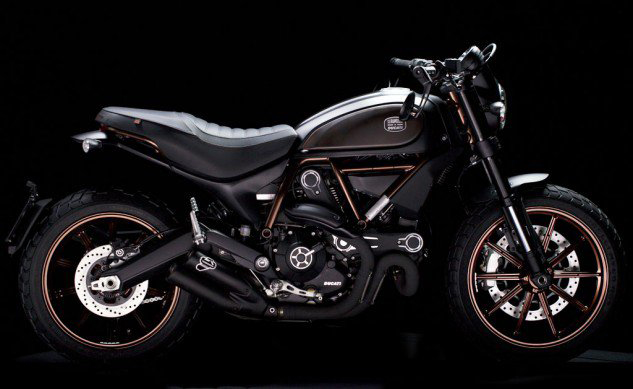 Ducati ร่วมมือกับ Italia Independent ออกแบบ Scrambler รุ่น Limited Edition | MOTOWISH 3