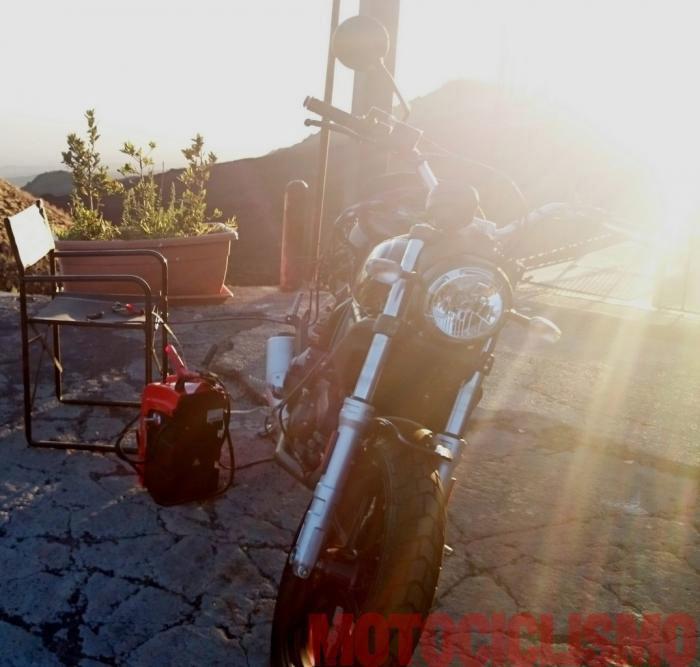 ในที่สุด Ducati Scrambler 400 ก็โดนจับภาพได้ | MOTOWISH 68
