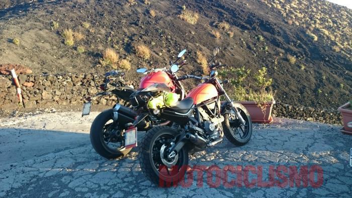 ในที่สุด Ducati Scrambler 400 ก็โดนจับภาพได้ | MOTOWISH 67