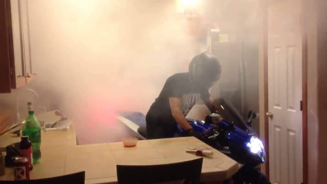 เบริ์นกันในครัว ฟินเรอะ!!! | MOTOWISH 29