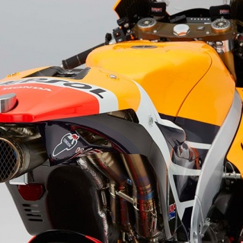 HONDA RC213V 2016 รถแข่ง MotoGP ตัวใหม่ล่าสุดกับ 2 ผู้ท้าชิงในรายการ | MOTOWISH 26