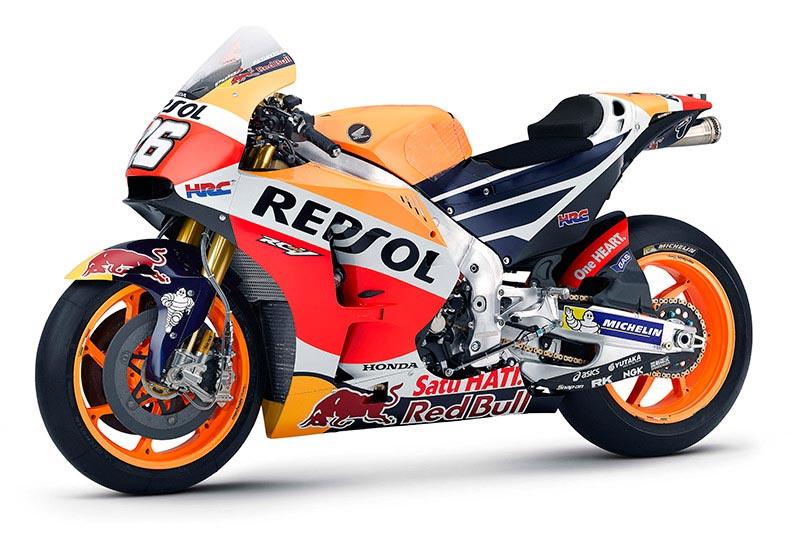 MOTOWISH | HONDA RC213V 2016 รถแข่ง MotoGP ตัวใหม่ล่าสุดกับ 2 ผู้ท้าชิงในรายการ