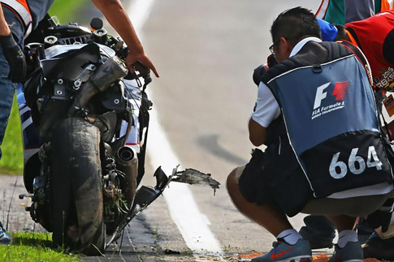 MotoGP มิชลินยางระเบิดเรื่องยังเงียบ... | MOTOWISH 88