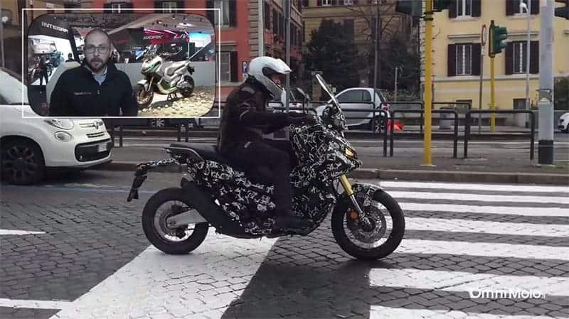 "Honda City Adventure อำพรางตัววิ่งทดสอบ และอาจใช้ชื่อในการผลิตว่า ""X-ADV"" | MOTOWISH 138"
