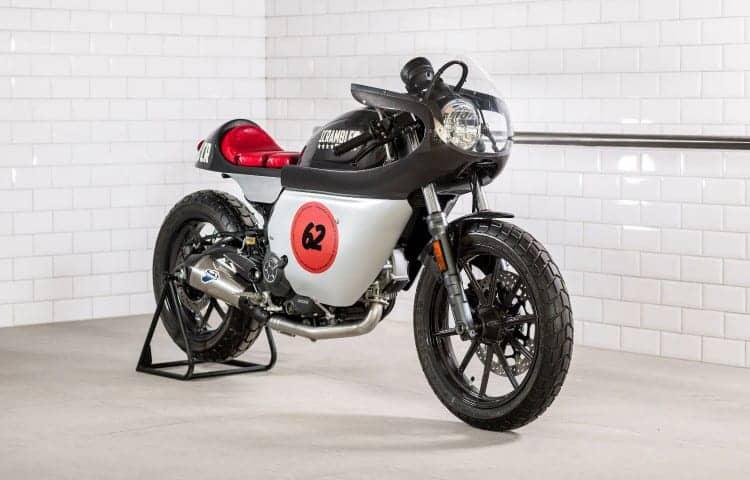 มาอย่างเท่ห์ Ducati Scrambler Peace Sixty2 | MOTOWISH 98