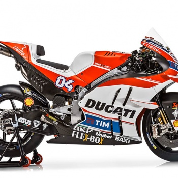 Ducati เปิดตัวม้าศึกลำใหม่ Desmosedici GP16 สวย โหด เนี๊ยบ | MOTOWISH 59