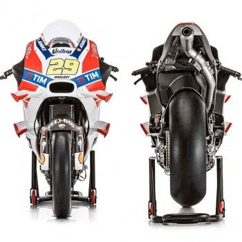 Ducati เปิดตัวม้าศึกลำใหม่ Desmosedici GP16 สวย โหด เนี๊ยบ | MOTOWISH 69
