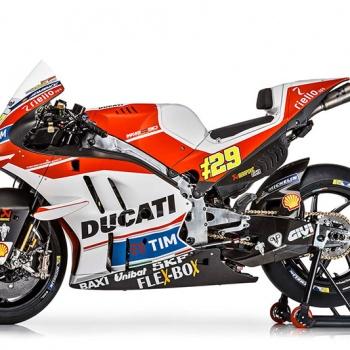 Ducati เปิดตัวม้าศึกลำใหม่ Desmosedici GP16 สวย โหด เนี๊ยบ | MOTOWISH 71