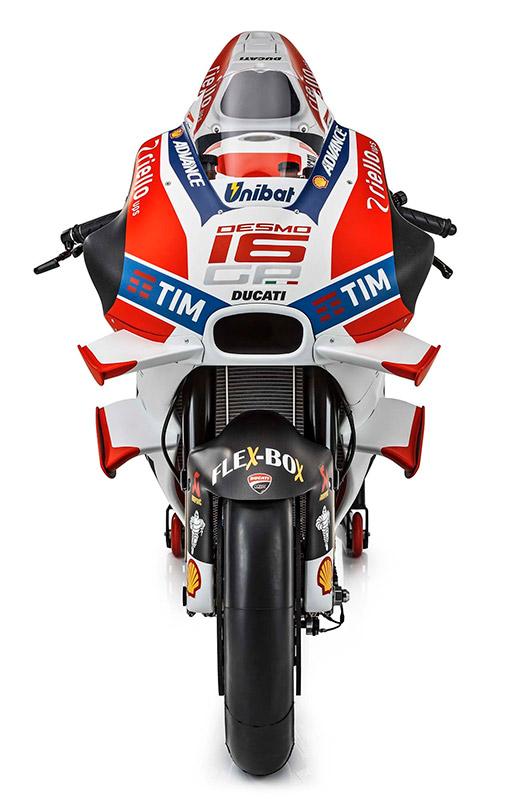 Ducati เปิดตัวม้าศึกลำใหม่ Desmosedici GP16 สวย โหด เนี๊ยบ | MOTOWISH 43