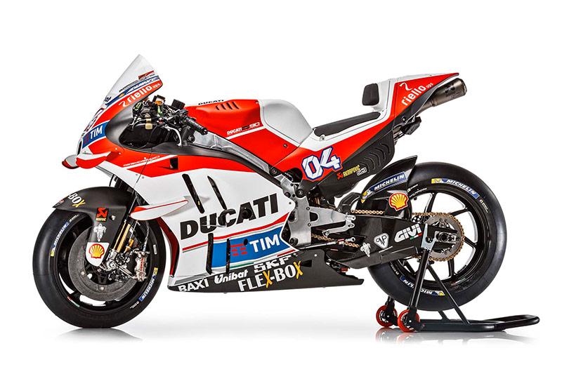 Ducati เปิดตัวม้าศึกลำใหม่ Desmosedici GP16 สวย โหด เนี๊ยบ | MOTOWISH 55
