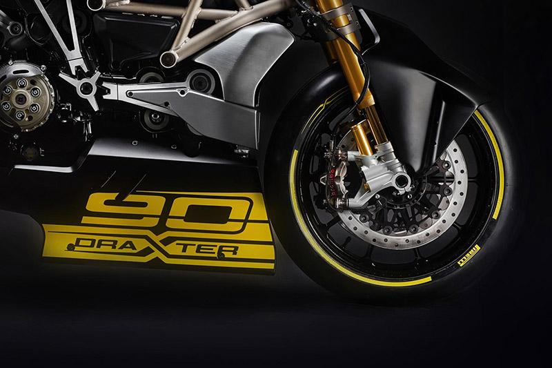 Ducati draXter แดร็กไบค์ สุดแซ่บ แสบได้โล่ห์ | MOTOWISH 94