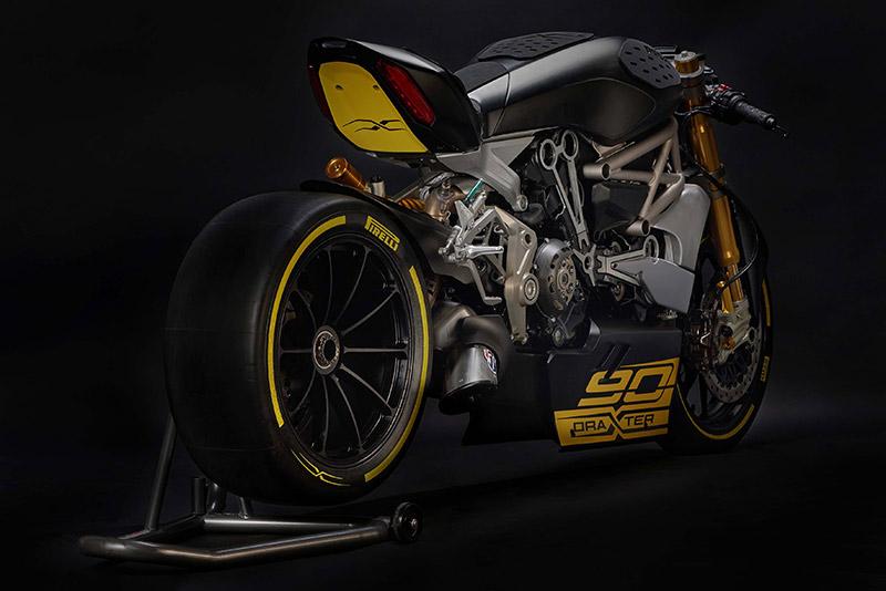 Ducati draXter แดร็กไบค์ สุดแซ่บ แสบได้โล่ห์ | MOTOWISH 95