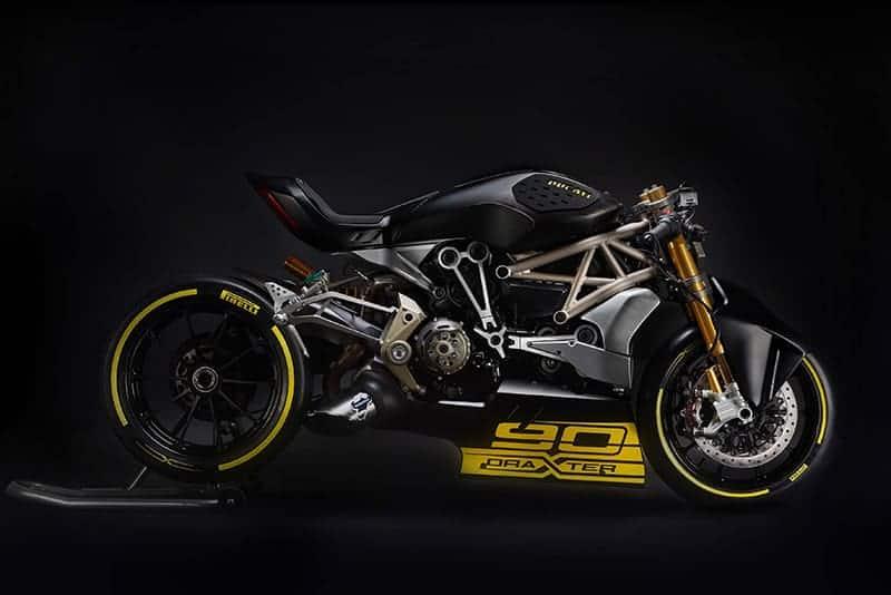 Ducati draXter แดร็กไบค์ สุดแซ่บ แสบได้โล่ห์ | MOTOWISH 96