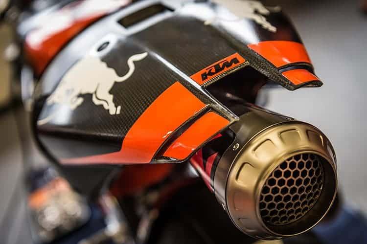 KTM RC16 อสูรกายค่ายส้ม เตรียมเปิดตัวครั้งแรกที่ Austrian GP | MOTOWISH 126