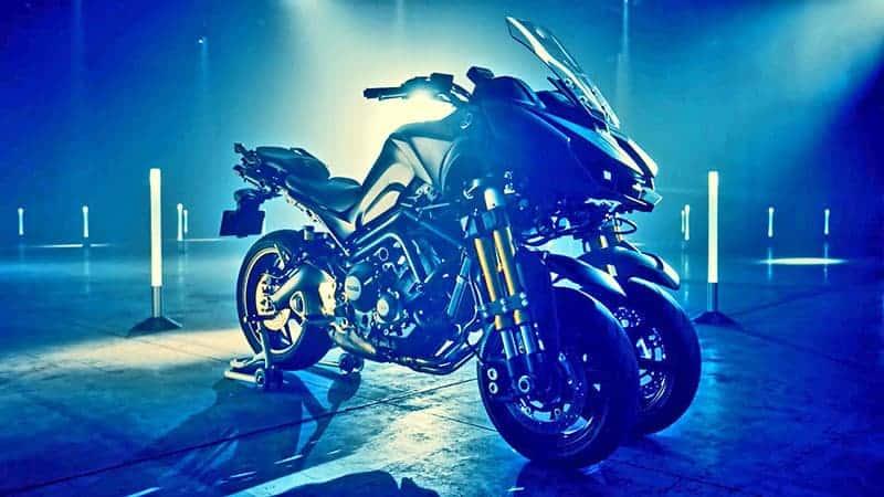 Yamaha MWT-9 รถคอนเซ็ปสามล้อสุดแนว จะมาในรูปแบบโปรดักชั่นเร็วๆนี้ | MOTOWISH 137