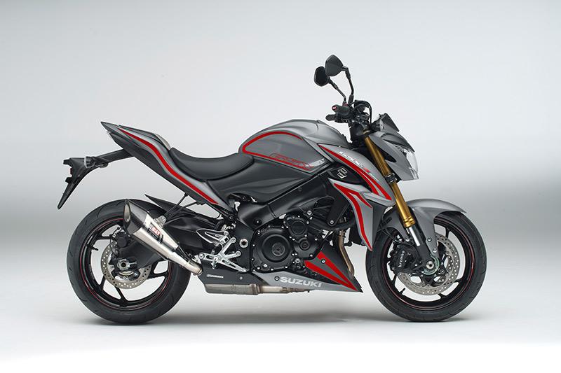 Suzuki รุ่นพิเศษมาแล้ว GSX-S1000 & GSX-S1000F Yoshimura Special Edition | MOTOWISH 136