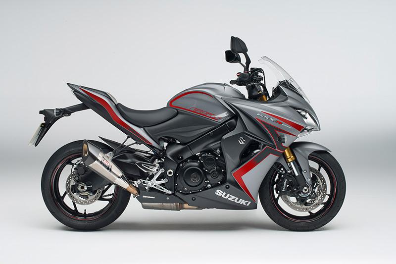 Suzuki รุ่นพิเศษมาแล้ว GSX-S1000 & GSX-S1000F Yoshimura Special Edition | MOTOWISH 135
