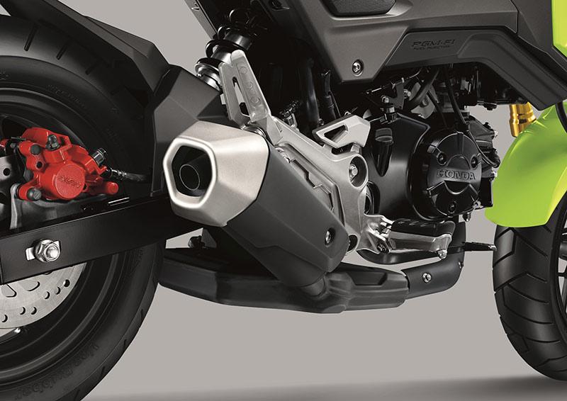 Honda เปิดตัว MSX 125SF  ใหม่ มินิไบค์สไตส์ Street Fighter | MOTOWISH 4