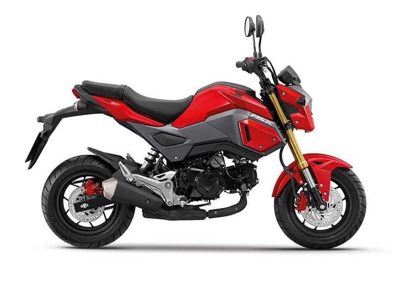 Honda เปิดตัว MSX 125SF  ใหม่ มินิไบค์สไตส์ Street Fighter | MOTOWISH 143