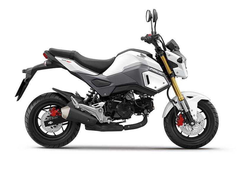 Honda เปิดตัว MSX 125SF  ใหม่ มินิไบค์สไตส์ Street Fighter | MOTOWISH 144