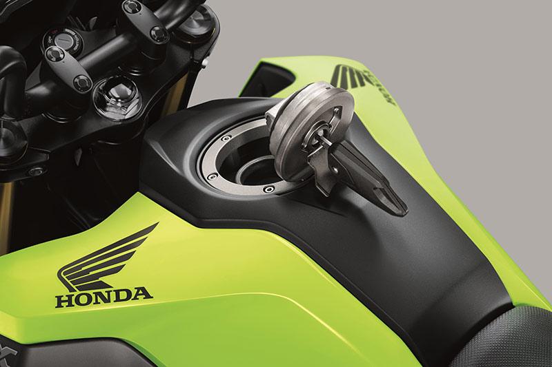 Honda เปิดตัว MSX 125SF  ใหม่ มินิไบค์สไตส์ Street Fighter | MOTOWISH 146