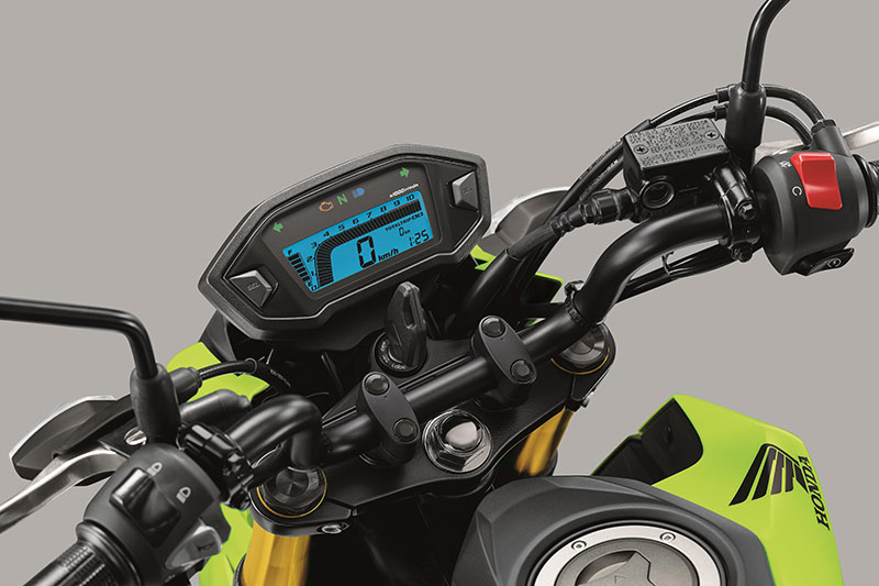Honda เปิดตัว MSX 125SF  ใหม่ มินิไบค์สไตส์ Street Fighter | MOTOWISH 1