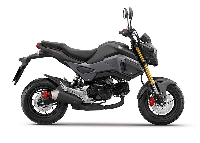 Honda เปิดตัว MSX 125SF  ใหม่ มินิไบค์สไตส์ Street Fighter | MOTOWISH 140