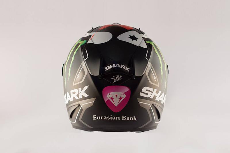 ดูกันเต็มๆ หมวก Shark Race R Pro ตัวใหม่ของ Lorenzo   MOTOWISH 67