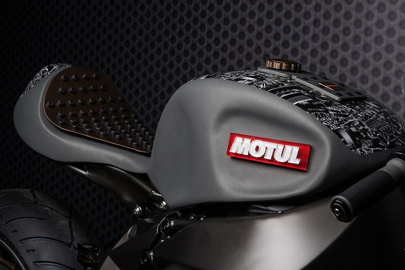 โหด เข้ม เต็มตัว Motul Onirika 2853 รถคอนเซ็ปสุดเท่ห์ของค่ายน้ำมันเครื่องยักษ์ใหญ่ | MOTOWISH 12