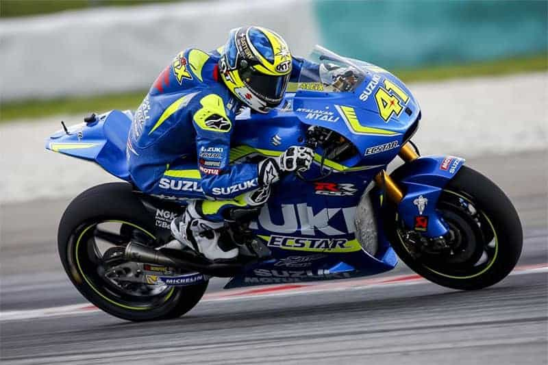 Suzuki MotoGP เผยคลิปวิดีโอทดสอบรถที่ เซปัง เซอร์กิต | MOTOWISH 20