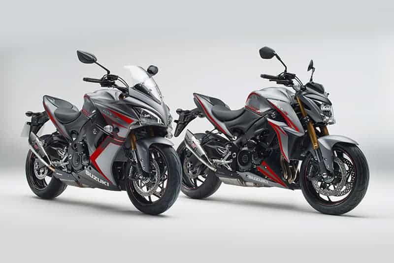 Suzuki รุ่นพิเศษมาแล้ว GSX-S1000 & GSX-S1000F Yoshimura Special Edition | MOTOWISH 137