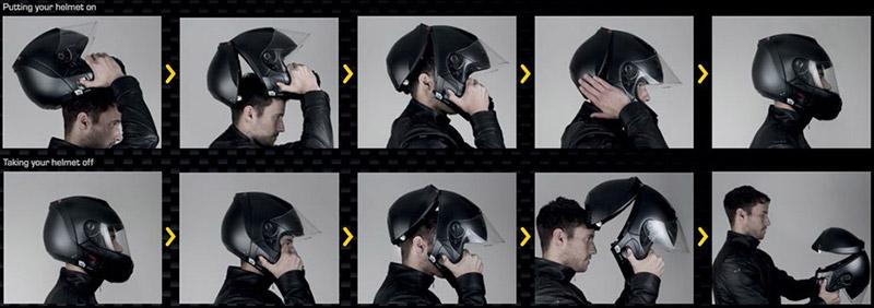 Vozz ปฎิวัติวงการออบแบบหมวกกันน็อค ปล่อย RS 1.0 หมวกเปิดจากด้านหลัง | MOTOWISH 134