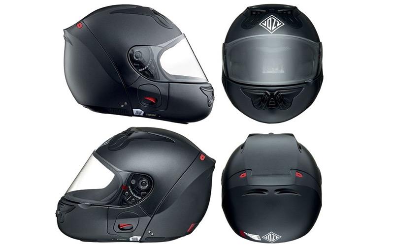 Vozz ปฎิวัติวงการออบแบบหมวกกันน็อค ปล่อย RS 1.0 หมวกเปิดจากด้านหลัง | MOTOWISH 136