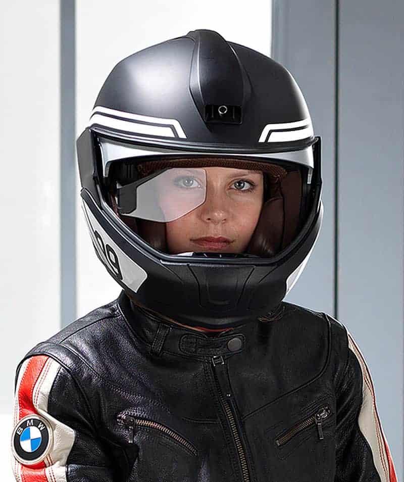 BMW มาเจ๋ง โชว์หมวกกันน็อค HUD มีหน้าจอแสดงผล | MOTOWISH 139