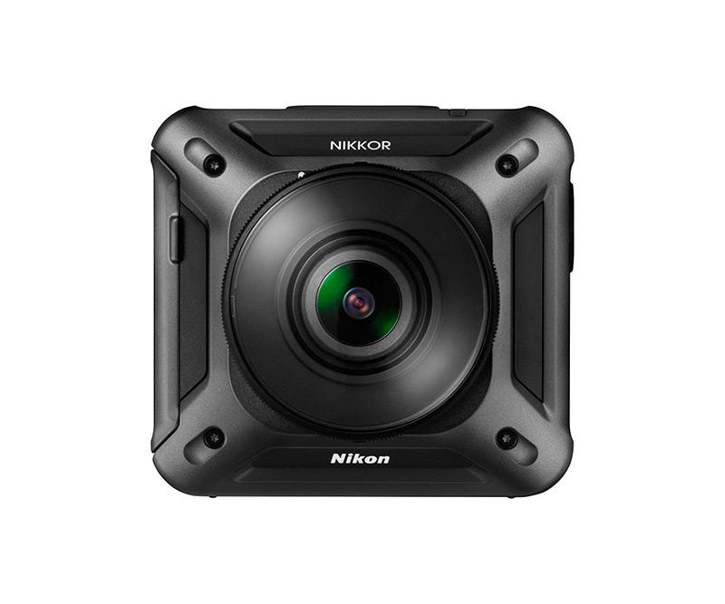 web Motowish Nikon KeyMission 360 video camera 1 - Nikon KeyMission กล้อง Action Camera 360 องศาสุดเฟี้ยว - Nikon แบรนด์กล้องที่มีความเชี่ยวชาญในด้านอุปกรณ์การถ่ายภาพ ยังอดรนทนไม่ไหวขอกระโดดร่วมวง Action Camera ด้วยอีกค่าย โดยเปิดตัว