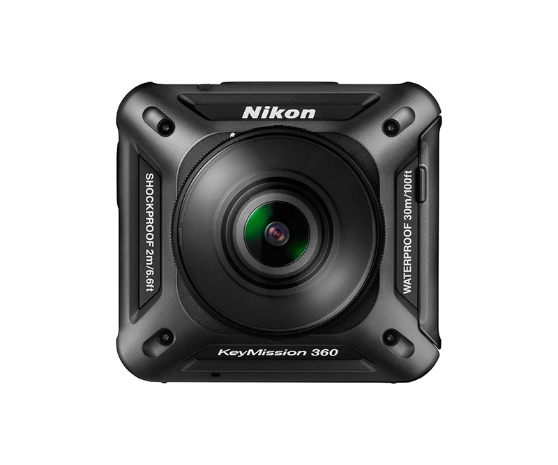 web Motowish Nikon KeyMission 360 video camera 4 - Nikon KeyMission กล้อง Action Camera 360 องศาสุดเฟี้ยว - Nikon แบรนด์กล้องที่มีความเชี่ยวชาญในด้านอุปกรณ์การถ่ายภาพ ยังอดรนทนไม่ไหวขอกระโดดร่วมวง Action Camera ด้วยอีกค่าย โดยเปิดตัว