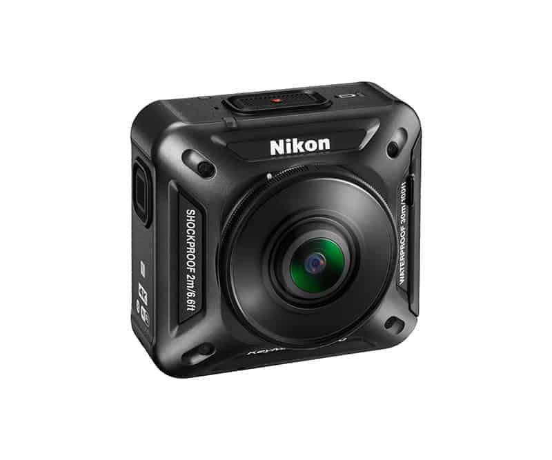 web Motowish Nikon KeyMission 360 video camera 5 - Nikon KeyMission กล้อง Action Camera 360 องศาสุดเฟี้ยว - Nikon แบรนด์กล้องที่มีความเชี่ยวชาญในด้านอุปกรณ์การถ่ายภาพ ยังอดรนทนไม่ไหวขอกระโดดร่วมวง Action Camera ด้วยอีกค่าย โดยเปิดตัว