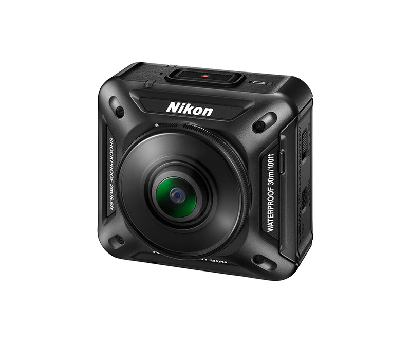 web Motowish Nikon KeyMission 360 video camera - Nikon KeyMission กล้อง Action Camera 360 องศาสุดเฟี้ยว - Nikon แบรนด์กล้องที่มีความเชี่ยวชาญในด้านอุปกรณ์การถ่ายภาพ ยังอดรนทนไม่ไหวขอกระโดดร่วมวง Action Camera ด้วยอีกค่าย โดยเปิดตัว