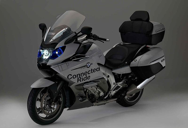 web Motowish bmw laser 2 - BMW K1600 GTL คอนเซ็ปไบค์ไฟหน้าแสงเลเซอร์ - นงาน Consumer Electronics Show (CES) ที่ลาสเวกัสปีนี้ BMW Motorrad ยังคงมาเหนือ แสดง 2 นวัตกรรมใหม่ของค่าย อย่างแรกคือ