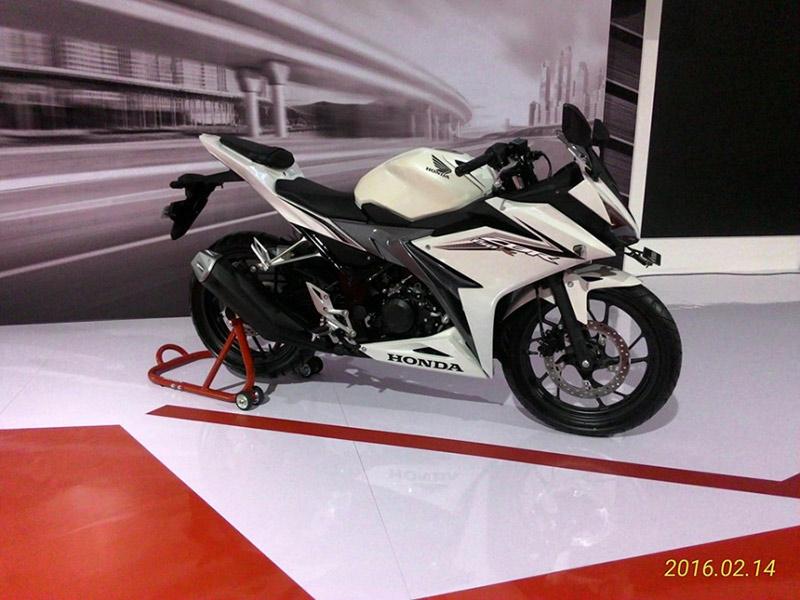 All New Honda CBR150R เปิดรับขวัญ วันวาเลนไทน์ | MOTOWISH 46