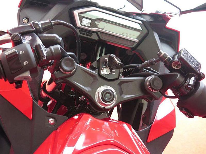 All New Honda CBR150R เปิดรับขวัญ วันวาเลนไทน์ | MOTOWISH 50
