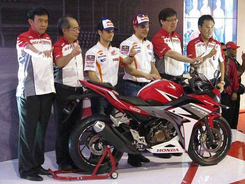 All New Honda CBR150R เปิดรับขวัญ วันวาเลนไทน์ | MOTOWISH 56