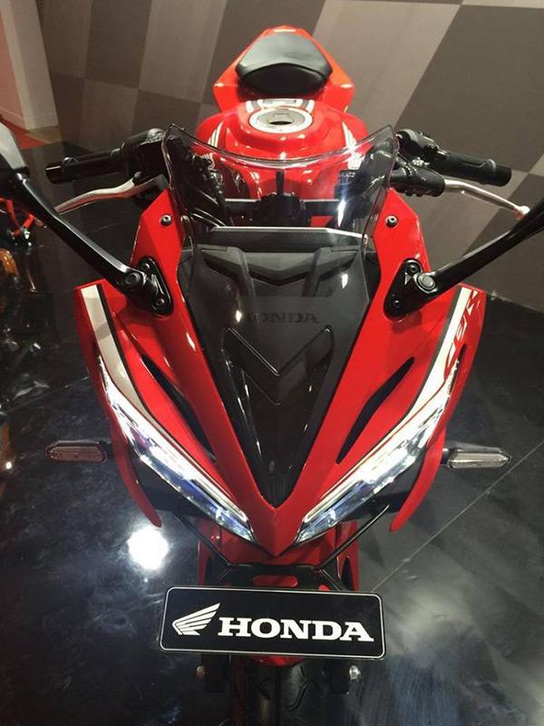 All New Honda CBR150R เปิดรับขวัญ วันวาเลนไทน์ | MOTOWISH 44