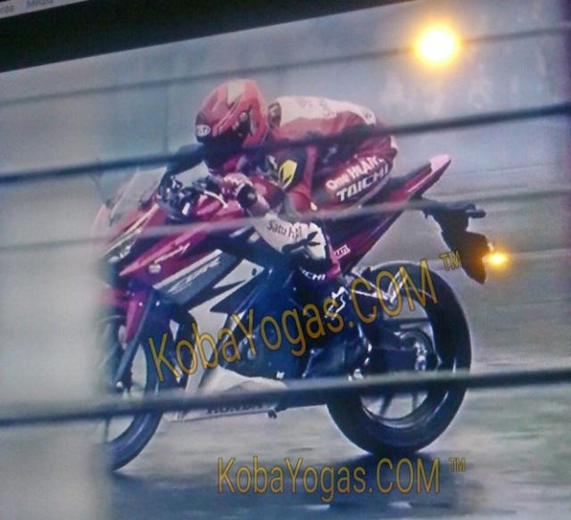 รีบดูเลย!! ภาพหลุด Honda CBR 150R โฉมใหม่   MOTOWISH 105